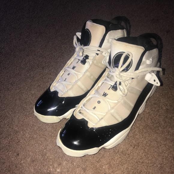 f9933f9933 Jordan Shoes | Retro Six Ring Concord Color Way | Poshmark
